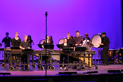 Night of Percussion Concert 03/01/2014