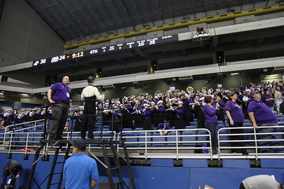 Playoff Game #5: CSHS vs. Calallen @ San Antonio Alamodome 12/09/2016