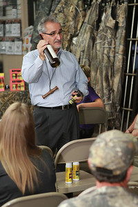 Posted Hunting & Fishing Top Secret Seminar