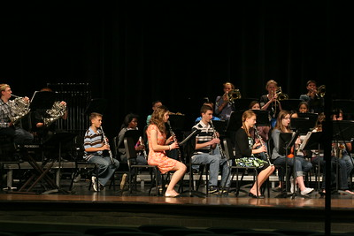 CSHS Band Pre-UIL Concert 03/21/2013