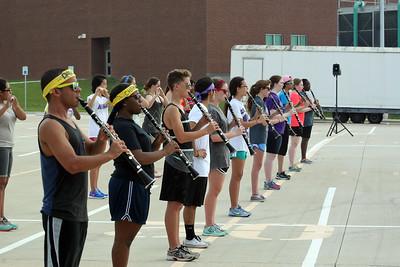 Summer Band Day 4 08/07/2014
