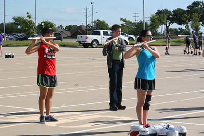 Summer Band Practice 08/04/2016 & 08/05/2016