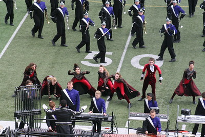 UIL Area D Marching Contest 10/24/2015