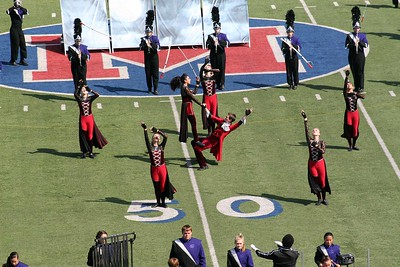 UIL Region Marching Contest @ Waco Midway 10/17/2015