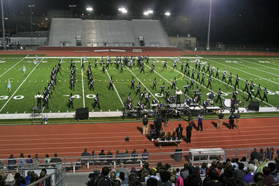 USBands Marching Contest 10/11/2014