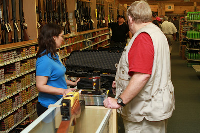 Van's Deer Processing and Sporting Goods in Culman Alabama celebrates their One Year Anniversary in their new building. Photography By Lloyd R. Kenney III (C) 2012 All Rights Reserved