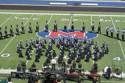 Waco Midway Marching Contest 10/04/2014