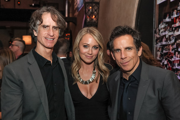 AFI FEST The Secret Life of Walter Mitty After Party