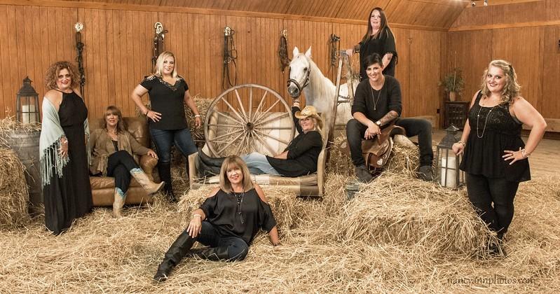 Spirit's Promise Equine Rescue photo shoot/directors