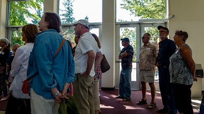 50th Reunion at Mercer Island High School