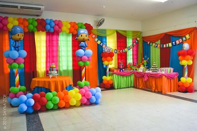 Esteban's 1st Birthday Party