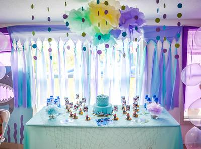 Nia & Ziva's Birthday Party