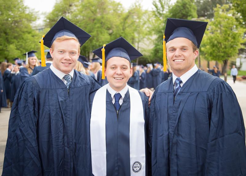 Graduation 2015 -  Photo by Todd Frederick Wakefield