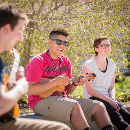 1503-56 169  1503-56 GCS Spring  Flowers, ducks, turtles, and singers  Photo by:  Todd Wakefield/BYU  March 20, 2015  © BYU PHOTO 2015 All Rights Reserved photo@byu.edu  (801)422-7322