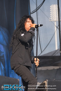 Anthrax at Fort Rock 2016
