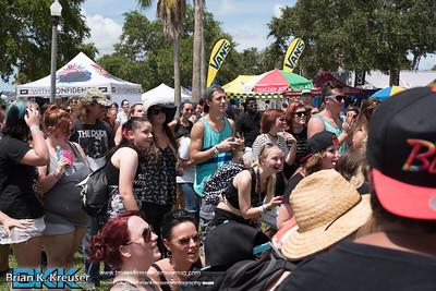 Van's Warped Tour St. Pete 2016