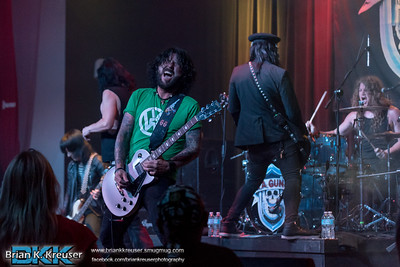 LA Guns @ SWFL Event Center