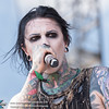 Motionless in White @ Fort Rock 2017