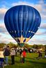 AZ-Yuma, Hot Air Balloon Festival-2011-11-20-182<br /> <br /> The sun finally found a hole in the cloud cover.