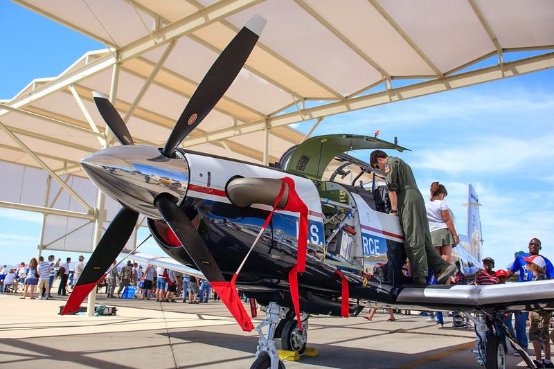 AZ-Litchfield-Luke Air Force Days-2009-121