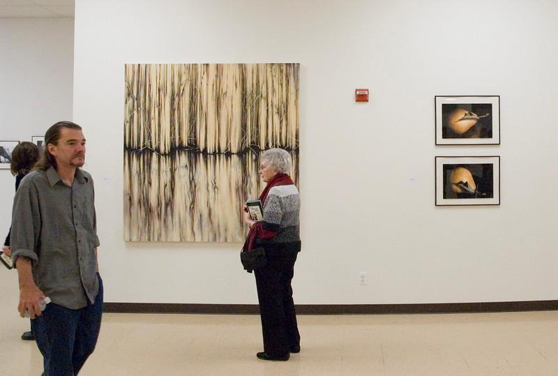 Curator's Corner- Painting- Dawn Lee, Photography- Lori Gebhardt- Devlin