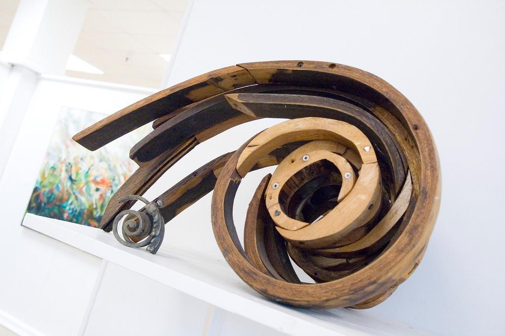 Sculpture by Judy Richardson
