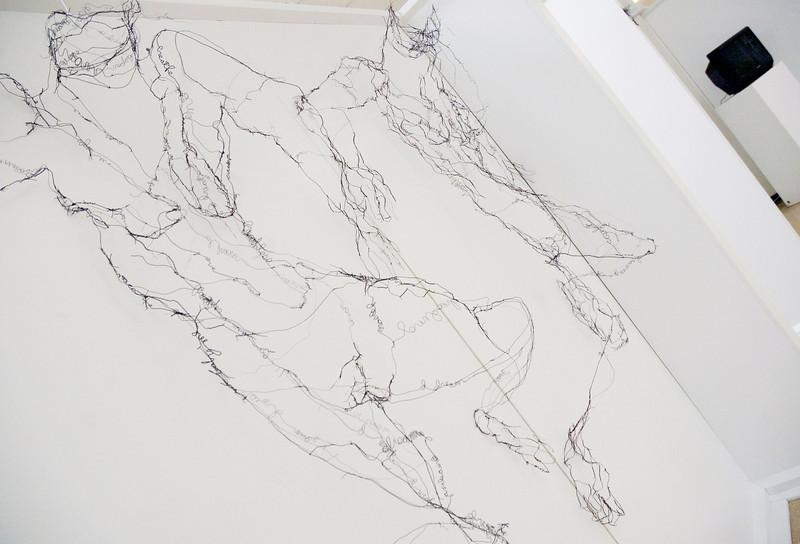 Wire Figures- Naomi Grossman