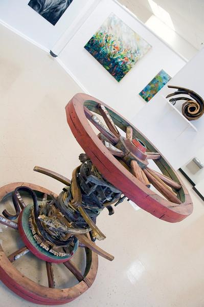 Sculptress- Judy Richardson