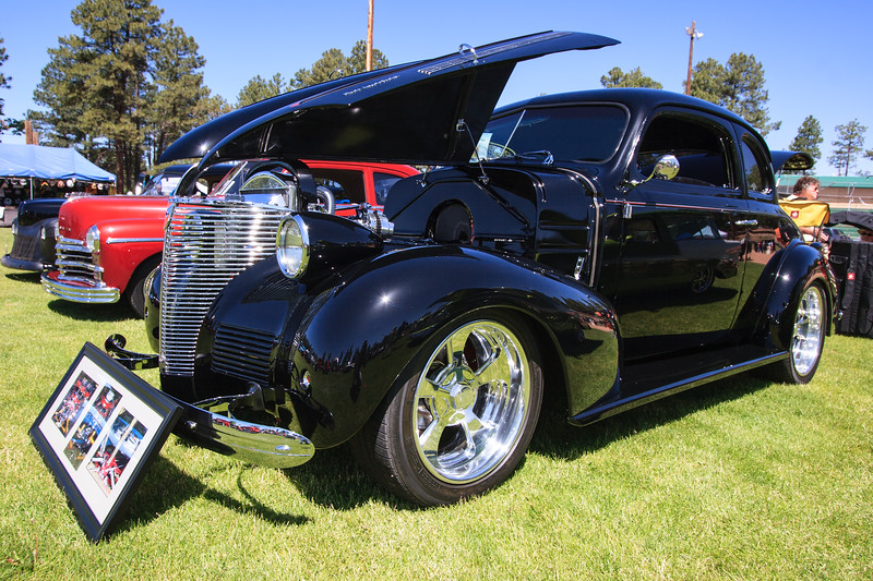1939 Chevy-Coupe