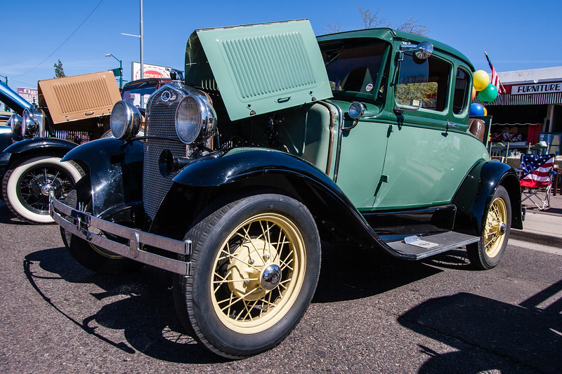 1930 Ford Model-A Coupe