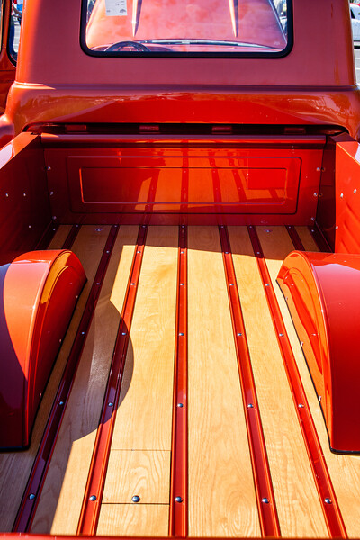 Chevrolet Truck Bed