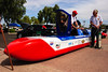 1927 Model-T Ford Powered Car<br /> 2010 World Record at Bonnevile - 201.700mph