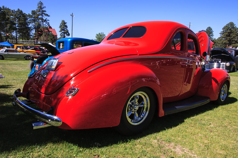 1940 Ford-Coupe