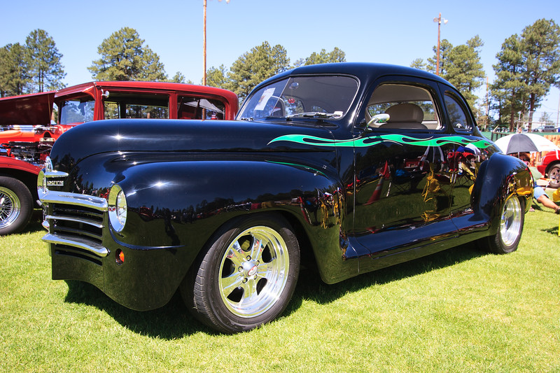 1948 Plymouth-Business Coupe