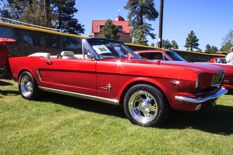 1965 Ford-Mustang-Convertible