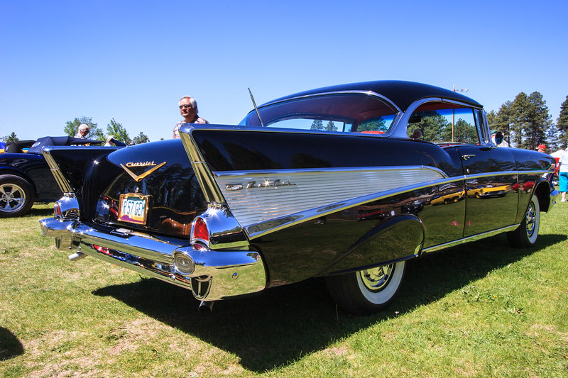 1957 Chevy-Bel Air