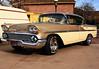 1958-Chevrolet-4 Dr Sedan