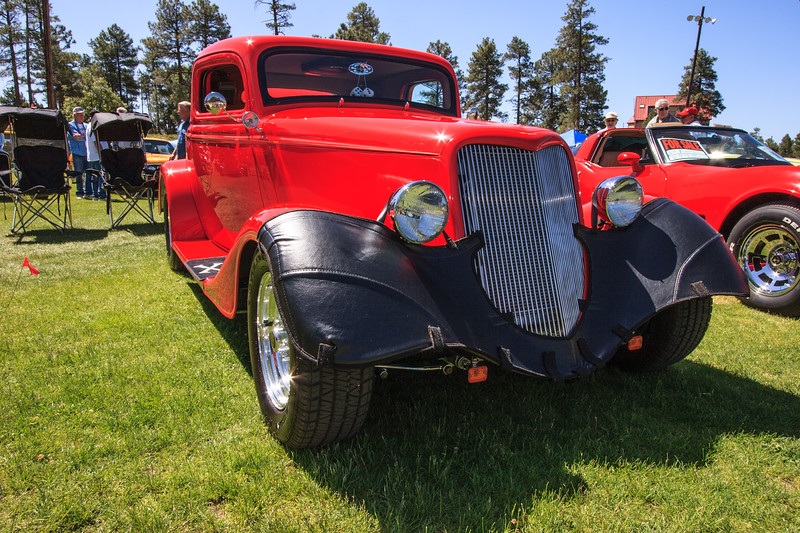 1934 Ford-3 Window Coupe