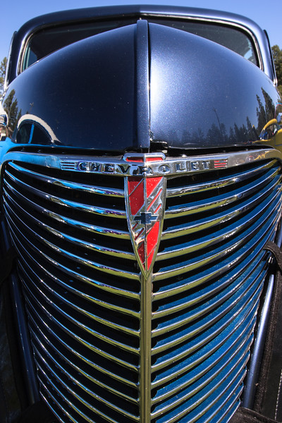 1939 Chevy-Sedan