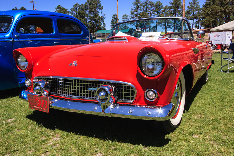 1955 Ford-Thunderbird