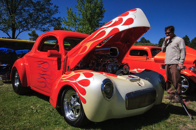1941 Willys-Coupe