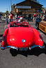 1959 Corvette from Rear
