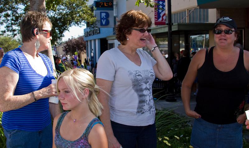 Cousin Penny, Patti & Erin