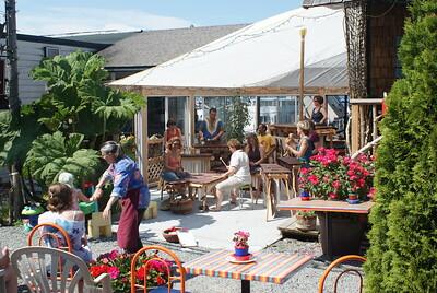 Cowichan Bay Festival 2010