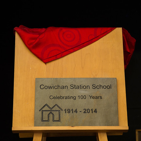 Cowichan Station School - 100 Year Reunion - Cowichan Station, Vancouver Island, BC, Canada