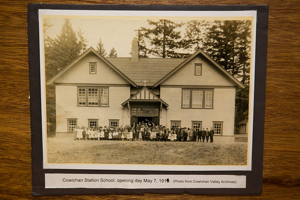 Cowichan Station 100 Year School Reunion
