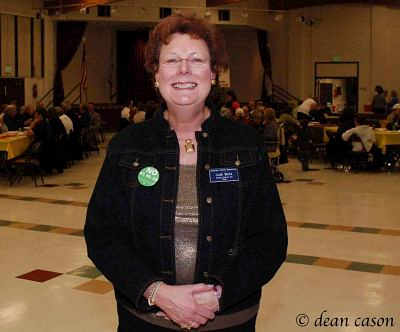 Judi Butz : Jefferson County Democrat of 2008, and Colorado State Volunteer of the Year 2009