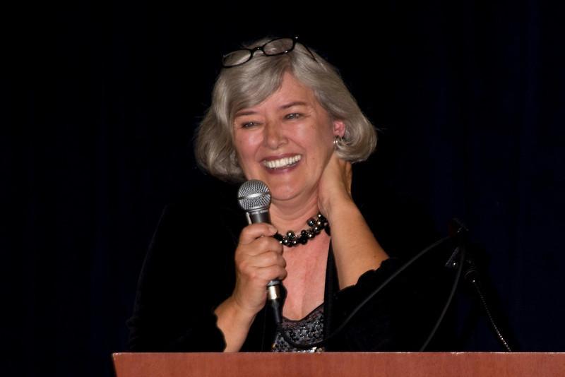 U.S. Congresswoman Pat Schroeder