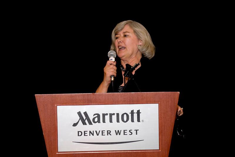 U.S. Congresswoman Pat Shroeder