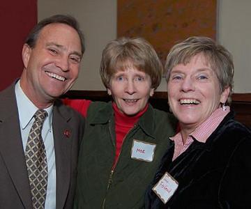 U.S. Rep. Ed Perlmutter, State Senator Moe Keller, former President of the State Senate Joan Fitz-Gerald